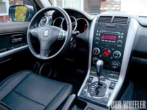 Suzuki Vitara Interior Interior Grand Vitara Autos Post