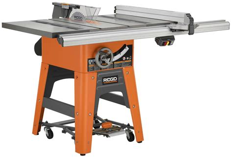 table saw ridgid 174 introduces the ultimate table saw