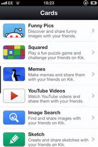 Kik Email Search Kik Techcrunch