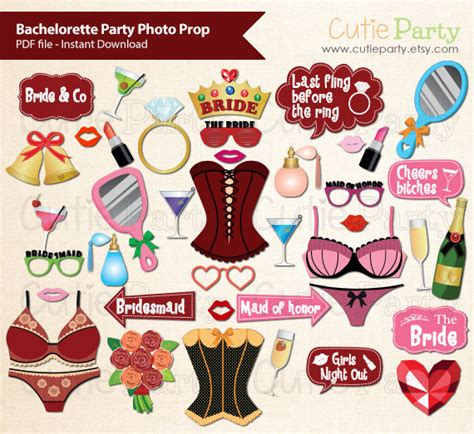 hens night photo booth props printable bachelorette party photo booth prop hen night photo booth