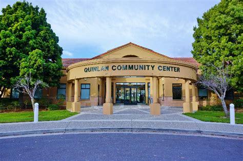 rushmead house community center quinlan community center city of cupertino ca
