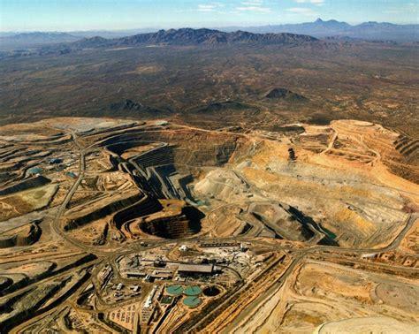 arizona pit asarco mission mine southwest photo journal