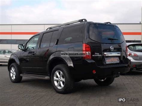 how make cars 2009 nissan pathfinder parental controls 2009 nissan pathfinder 2 5 dci 4x4 7 seater first leather hand au car photo and specs