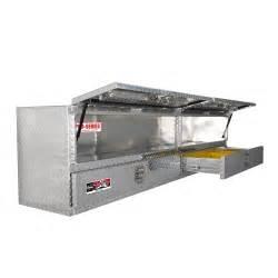 westin 80 tb400 96d bd b tool box truck bed side rail ebay