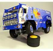 Kamaz Dakar Rally Truck  LEGO Technic Mindstorms &amp Model