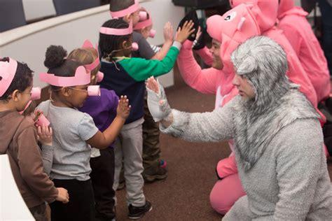 Um Flint Sponsored Robotics Team by Um Flint Outreach Program Brings Opera To Area Schools
