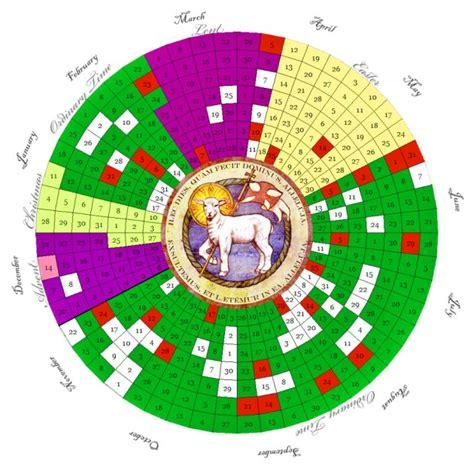 Catholic Liturgical Calendar Liturgical Calendar