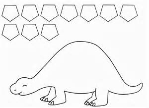 dinosaur template 25 best ideas about dinosaur template on