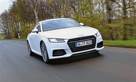 Wo Wird Der Audi Tt Gebaut by Audi Tt Coup 233 2 0 Tdi Ultra Neuer Diesel Tt Im Test