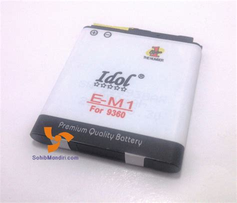 Baterai Blackberry Apollo 9360 baterai blackberry power baterai blackberry idol power