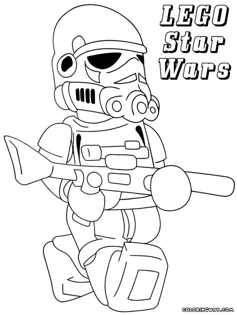 lego star wars stormtrooper coloring page star wars stormtrooper coloring pages coloring home