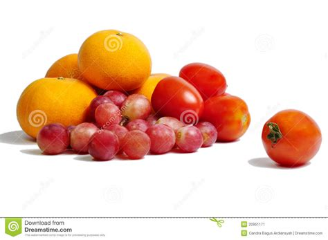 fruits w vitamin c fruit with vitamin c stock image image 20951171