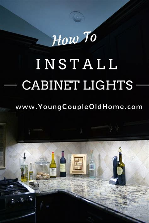 how to install cabinet lighting best 25 cabinet lighting ideas on