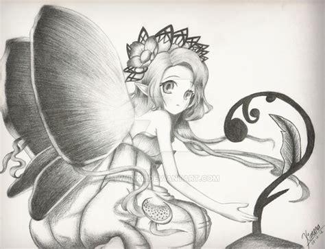 imagenes de hadas para dibujar a lapiz una hada d by twiinkii on deviantart
