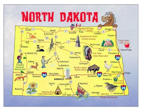 dakota map usa 21 fantastic map of dakota and surrounding states