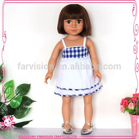 black doll 18 inch factory manufacture 18 inch black dolls wholesale black