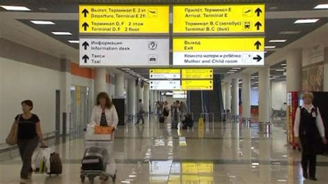 Airport Hours Snowden May Leave Airport Within Few Hours