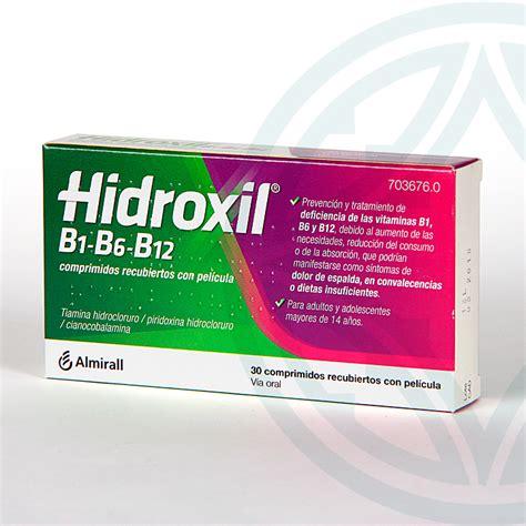 benexol b1 b6 b12 30 comprimidos comprar vitaminas complejos minerales y vitam 237 nicos