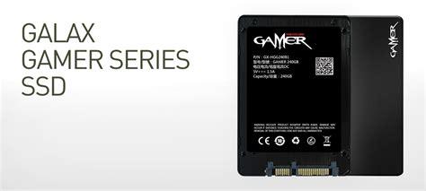 Ssd Galax Gamer L Series 240gb R 560mb S W 500 Mb S galax gamer ssd 240gb sata iii 6gbps 2 5 inches saveway technology