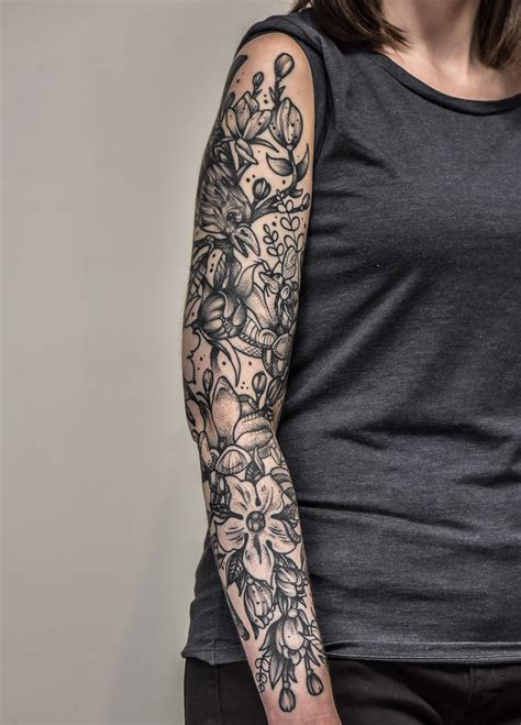 sleeve tattoos dublin  ink factory dublin