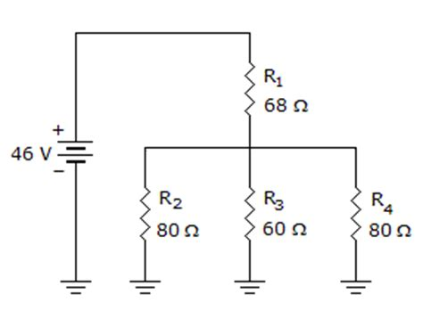 resistance in parallel and series questions series parallel circuits electronics questions and answers page 3