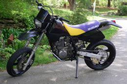 Suzuki Dr350 Supermoto Suzuki Dr350 Supermoto Motorcycle Build By Dbarale