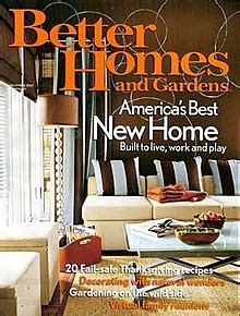 homes  gardens magazine wikipedia