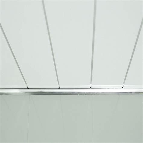 white pvc cladding for bathrooms gloss white white with chrome bathroom cladding panels