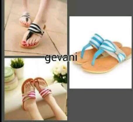 Gevani Flat Shoes populary shop keren ngga harus mahal