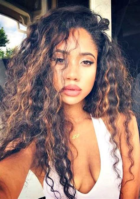 hairstyles for long hair naturally curly 20 long natural curly hairstyles hairstyles haircuts