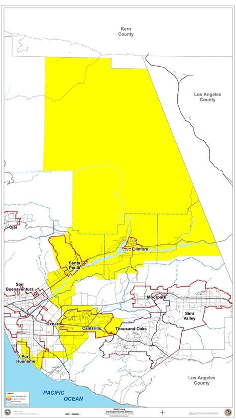 tattoo removal ventura county district 3 map ventura county