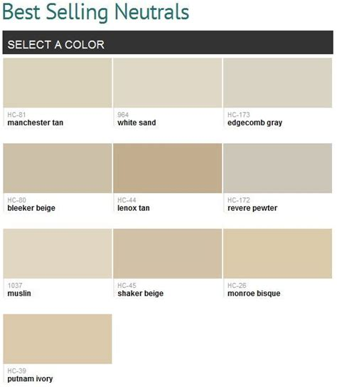 25 best ideas about benjamin on benjamin brown paint colors for