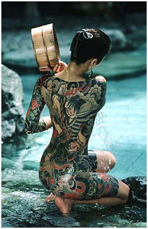 japanese yakuza tattoo history full body tattoo deisgns 6