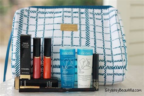 Beauty Products Giveaway - lancome chanel beauty products giveaway stylishly beautiful