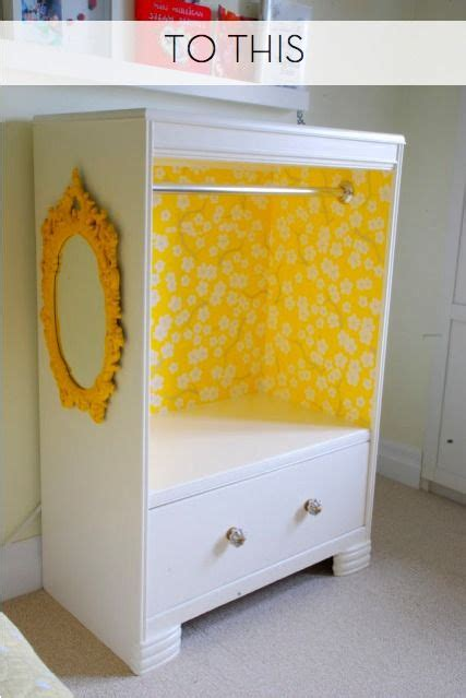 Dresser To Hang Clothes by Best 25 Dress Up Closet Ideas On