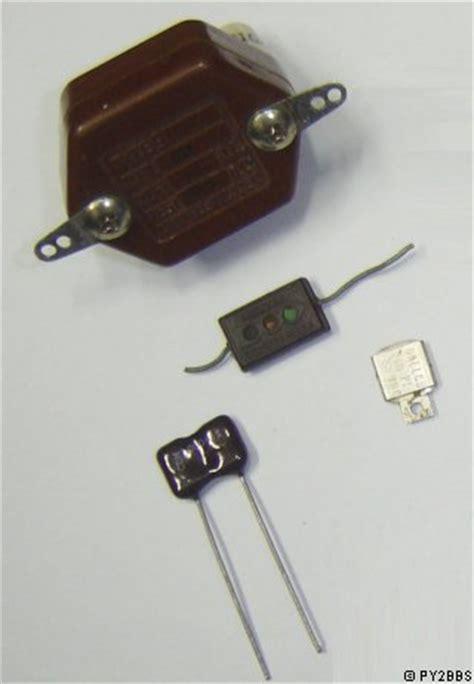o que é capacitor de largura py2bbs hamradio page