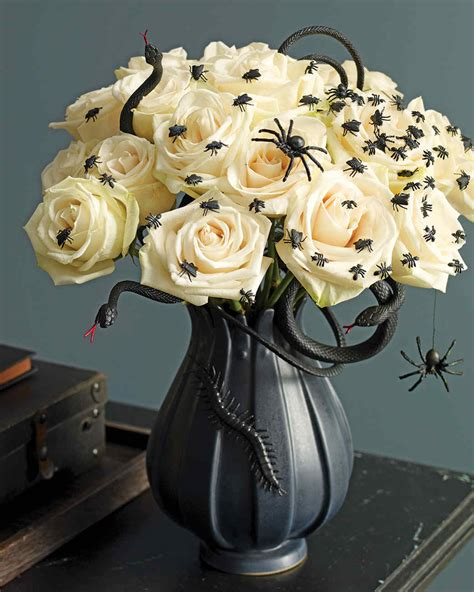 New Home Party Decorations halloween centerpieces and tabletop ideas martha stewart