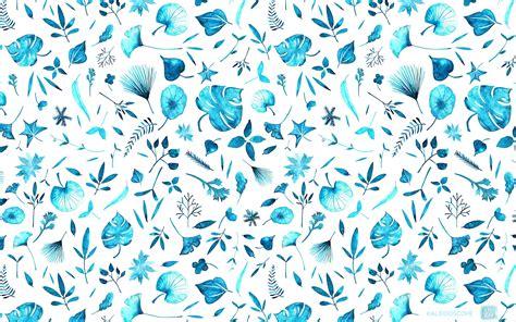 blue kaleidoscope wallpaper blue leaves wallpaper download kaleidoscope