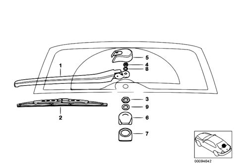 100 bmw e46 touring tailgate wiring diagram e61