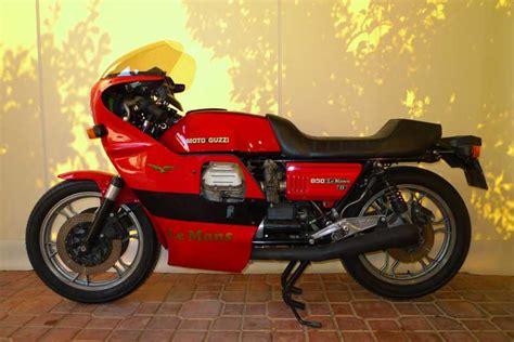 Motorrad Z Classic by Moto Guzzi Moto Guzzi 850 Le Mans Ii Moto Zombdrive