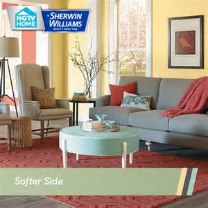 softer side color collections hgtv home by sherwin williams