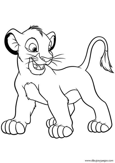 imagenes de leones para pintar im 225 genes de leones en dibujos animados imagui