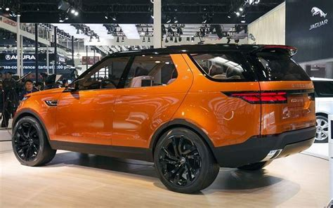 land rover discovery 5 2016 2017 land rover discovery 5 specs release date 2018