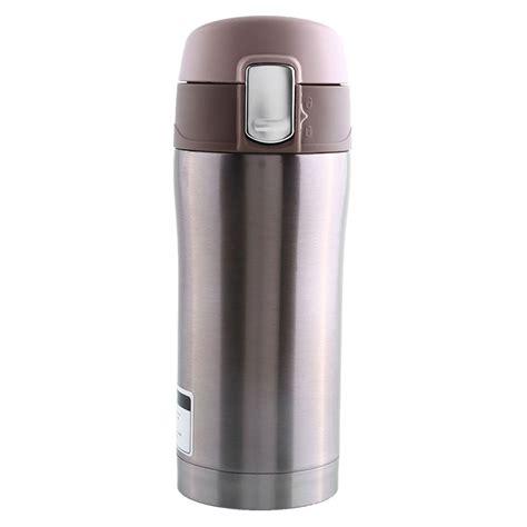 Botol Termos 350ml Travel Mug Office Tea Coffee Water Bottle Portable