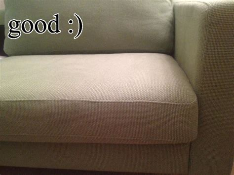 sagging sofa support reviews hacker help how to hack my slip covers to not do this