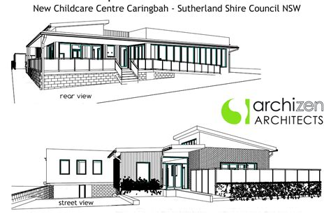 Childcare At Centre Centre by Archizen Architects Architect Designed Childcare Centres