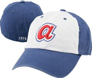 throwback atlanta braves baseball hats retro mlb caps