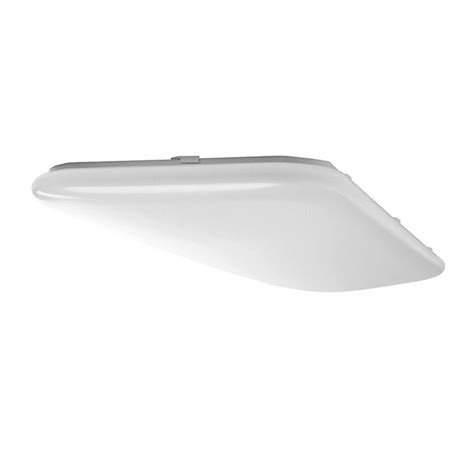 4 Ceiling Light Fixture by Hton Bay 4 Ft X 1 5 Ft Bright Cool White Rectangular
