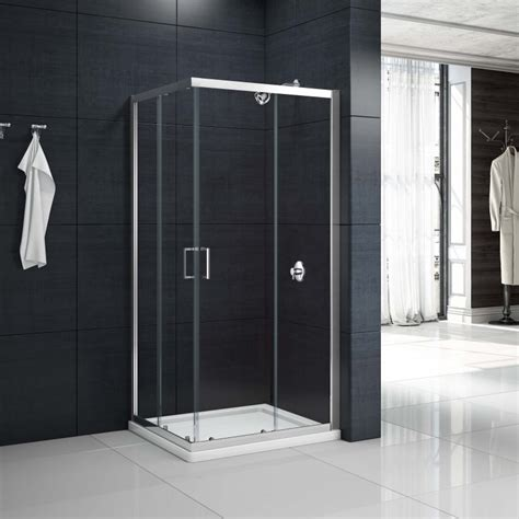 760 Shower Door Merlyn Mbox Corner Shower Door 760 X 760mm Mbc760