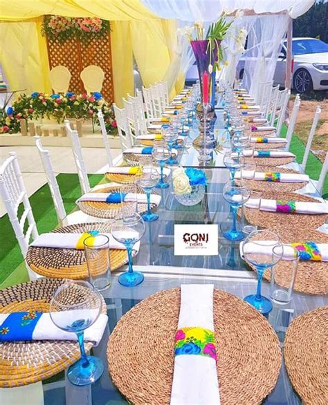 Tsonga Traditional Wedding Decor   Clipkulture   Clipkulture